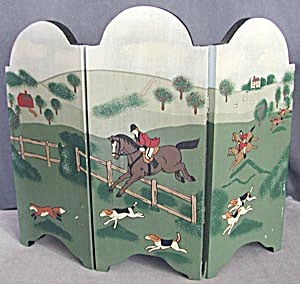 Hand Painted Doll Screen (Image1)