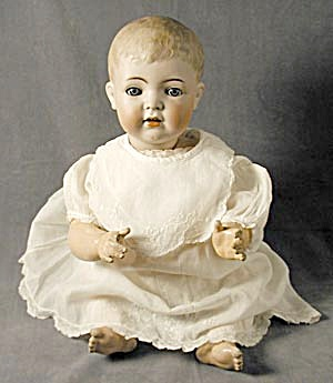 German Simon/halbig Kammer/reinhardt Antique Baby Doll