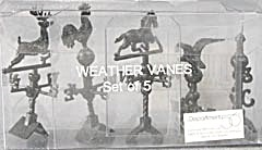 Dept 56 Weather Vanes