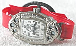 Vintage Metal Doll Watch  (Image1)