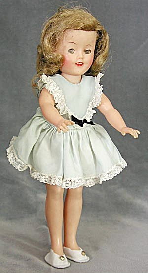 "Shirley Temple 12"" Ideal Vinyl Doll (Image1)"