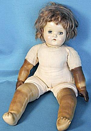 Vintage Madame Alexander Baby Doll (Image1)