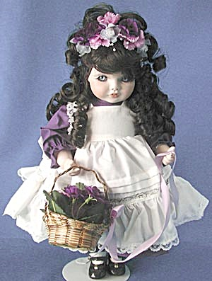 Shy Violet Doll (Image1)