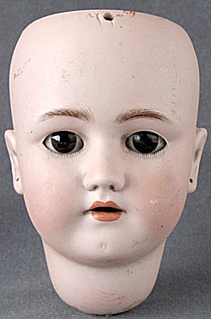 Antique Heinrich Handwerck Simon Halbig Doll Head (Image1)