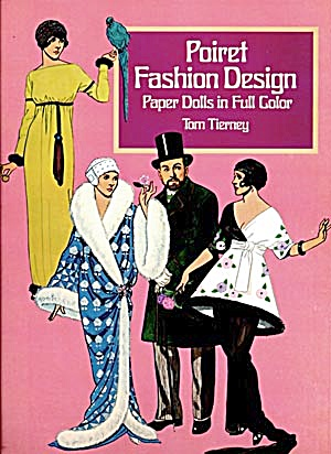 Tom Tierney: Poiret Fashion Designs