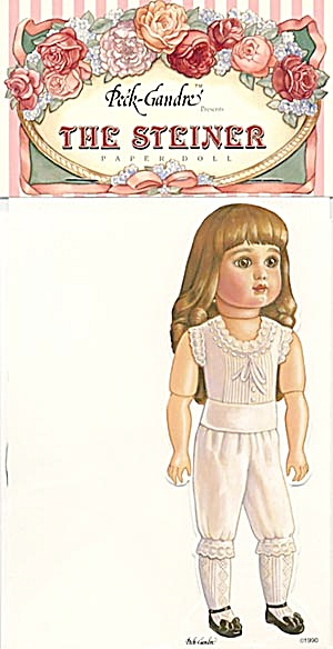 Peck-Gandre: The Steiner Paper Doll Mint (Image1)