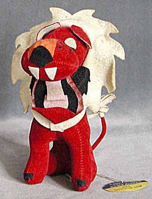 Vintage Dakin Dream Pet Ludicrous Lion