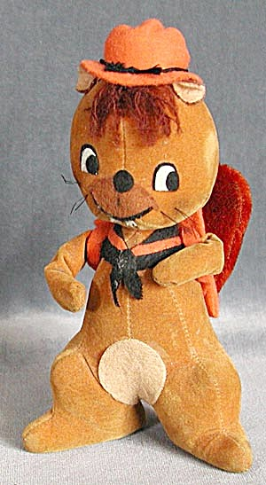 Vintage Dakin Dream Pet Eager Beaver