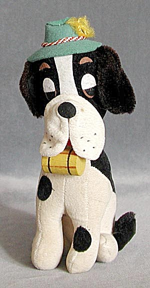 Vintage Dakin Dream Pet Bernard