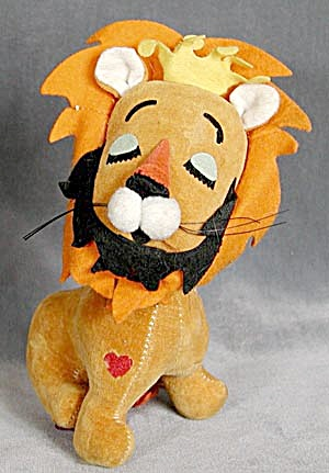 Vintage Dakin Dream Pet King Lion