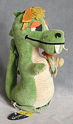 Vintage Dakin Dream Pet Greta Gator