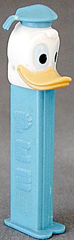 Vintage Disney Donald Duck Pez Dispenser (Image1)
