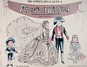 Paper Doll Wedding