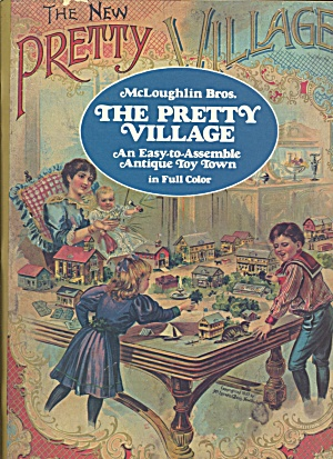 The New Pretty Village Toy Town Book