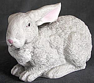 Large Bisque Easter Bunny (Image1)