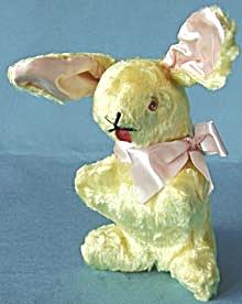 Vintage Plush Easter Bunny Rabbit (Image1)
