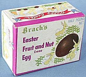 Vintage Happy Easter Brach's Candy Box (Image1)