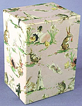 Vintage Easter Candy Box (Image1)