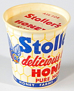 Stoller's Honey sample cup