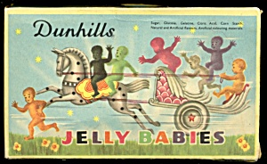 Vintage Dunhills Jelly Babies