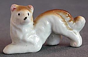 Vintage Collie Dog Figurine (Image1)