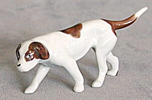 Vintage China Pointer Dog Figurine (Image1)