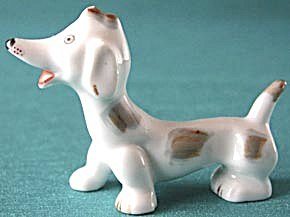 Vintage China Dachshund Occupied Japan (Image1)