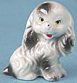 Vintage Cocker Spaniel Figurine  (Image1)