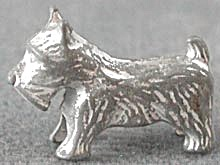 Vintage Metal Scottie (Image1)