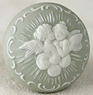 Wedgwood Jasperware Door Knob
