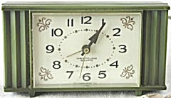 Vintage Westclox Electric Clock