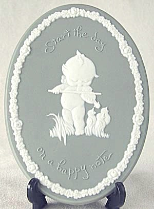 Kewpie Plaque Start the Day on a Happy Note (Image1)