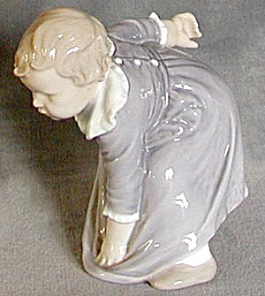Bing & Grondahl Little Girl Figurine