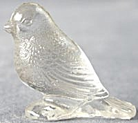 Vintage Glass Bird (Image1)