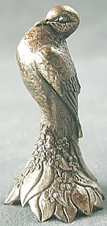 Vintage Bird Figurine  (Image1)