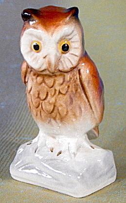 VintageSmall Goebel Owl (Image1)