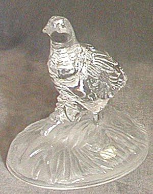 Vintage Crystal Quail (Image1)