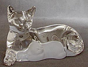 "Lenox Crystal Cats""Warm and Cozy"" (Image1)"