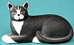 Mary Lake Thompson for Silvestri Black Tuxedo Cat (Image1)