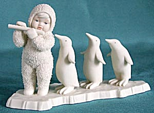 Retired Dept 56 Snowbabies: Penguin Parade