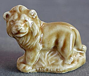 Wade Whimsy Figurine Lion (Image1)