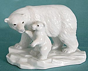 Otagiri Polar Bear Figurine (Image1)