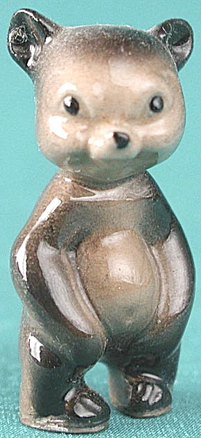 Vintage China Bear Cub (Image1)
