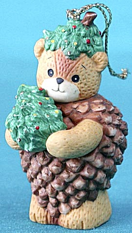 Lucy and Me Bear Dressed A Pine Cone (Image1)