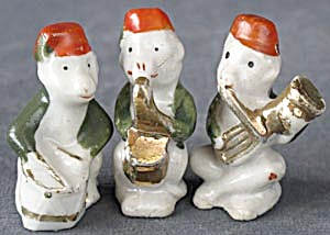 Vintage Monkey Band Set Of 3