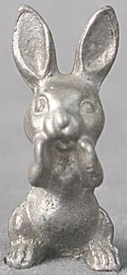 Rawcliffe Pewter Rabbit (Image1)