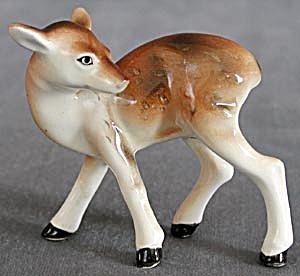 Vintage Fawn Figurine (Image1)