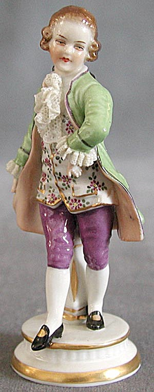 Antique German Man Figurine (Image1)
