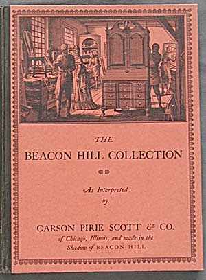 The Beacon Hill Furniture Collection Collectors Reference