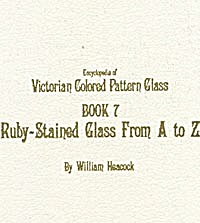 Encyclopedia of Victorian Colored Pattern Glass (Image1)